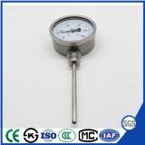 Bimetallischer Thermometer des Druck-Wss-401 mit Fabrik-Preis