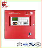 Painel de controle do alarme de incêndio do equipamento da luta contra o incêndio do gás