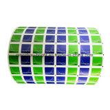 Lingettes de lentille d'aluminium/ Papier métallisé de lingettes de nettoyage des verres de l'emballage du papier Aluminium-Foil