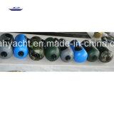 Forme physique multicolore de PVC formant de petits sacs de poids de l'eau