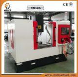 Fresadora CNC Vmc600L para corte de metales