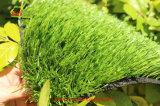 フットボールの運動場のための人工的な草およびサッカーのスポーツのための総合的な草