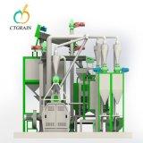 Mais-Tausendstel-Maschine für Verkauf Ghana mit Preis