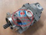 Pompa a ingranaggi idraulica degli autocarri con cassone ribaltabile del motore SA6d170 di Factory~Genuine KOMATSU HD465-7 HD605-7: 705-52-31170 pezzi di ricambio
