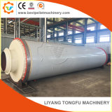 Tamburo essiccatore rotativo della segatura della biomassa
