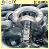 Огболт JIS1168 DIN580 M24 для морских продуктов