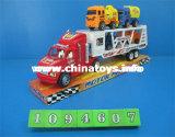 느낌 바퀴 차 (1094601)를 가진 새로운 플라스틱 장난감 마찰 차 장난감