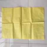 Мешок цвета сплетенный пластмассой для упаковывая пшеницы/мозоли