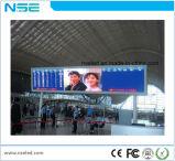 Visualización de LED al aire libre a todo color al aire libre de alta resolución P6 de SMD