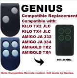 433.92MHz genio Comaptible teledirigido