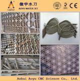 Waterjet de corte de metal de pedra máquinas de corte com ISO, CE, SGS