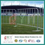 Frontière de sécurité provisoire Panls de frontière de sécurité de construction de panneau de frontière de sécurité d'événements mobiles de panneau