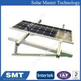 Concret Triangle en aluminium de toit solaire Rack de montage