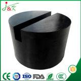 Almohadilla de goma de alta calidad para el alquiler de equipos de elevación