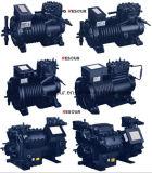 Fon tes de compressor de refrigeração, Semi-Hermtic Compressor, 50Hz / 60Hz, R22/R134A / R404A