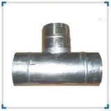 等しいティー、管付属品のティー、管のティー、ステンレス鋼のティー、Ss304ティー