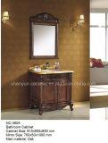 洗面器(MC-3605)が付いている浴室の家具の浴室用キャビネット