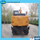 L'équipement lourd petite roue à bon marché avec une excellente qualité de l'excavateur