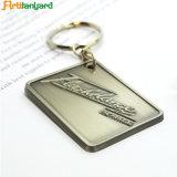 Metal feito sob encomenda relativo à promoção Keychains com presente