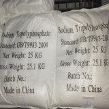 Tripolifosfato de sodio técnico del grado STPP del contenido el 94%