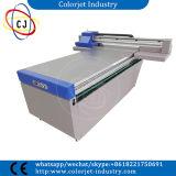 Cj-R90150UV 유리, 금속, 도기 타일을%s 새로운 디자인 A1 크기 작은 UV 평상형 트레일러 인쇄 기계