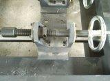 Máquina giratória e lisa do torno da gravura do CNC