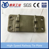 Placa da base/laço para a estrada de ferro de alta velocidade