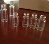 Freier Raum und Amber Pill Glass Bottle für medizinischen Bedarf