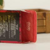 Los cosméticos personalizados del pacto de polvo de caja de papel caja de embalaje bolsa de embalaje