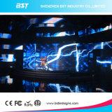 P4.8 풀 컬러 사건을%s 실내 임대료 LED 스크린
