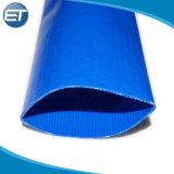 Tubo de disposición plana para el riego / Bomba de agua flexible