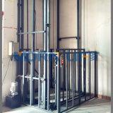 軽量壁に取り付けられた縦油圧商品上昇