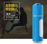 4 Energien-Bank des In1 LED Taschenlampe Bluetooth Fahrrad-Lautsprecher-6000mAh
