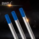 ISO9001 Wl10 Wl15 Wl20のランタンのタングステンの電極、タングステン棒