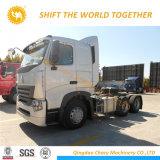 6X4 tipo camion resistente del trattore di 371HP da vendere