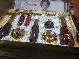 Stock состав Кореи, косметики, косметики упаковывая, состав