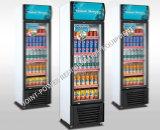 単一のガラスドアの清涼飲料冷却装置表示価格