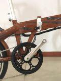 Bicicleta dobrável com bateria de lítio bicicleta dobrável eléctrico