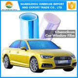 Pellicola viola movente sicura anabbagliante eccellente della finestra di automobile del punto, vetro di finestra solare dell'automobile del Chameleon che tinge colorazione della finestra di automobile della pellicola