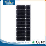 Indicatore luminoso di via solare esterno del giardino LED di fabbricazione 50W di IP65 Cina
