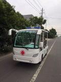 4 Lugares uso hospitalar Mini ambulância eléctrico