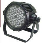 Professional LED 54X3w Parcan RGB DMX Iluminación de escenarios