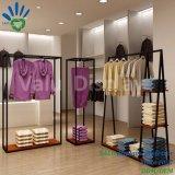 Kleidung-Kleid-Kleinverkaufenausstellungsstand-Gondel
