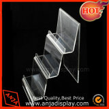 Acrylbroschüre-Halter-Acrylbildschirmanzeige-Aufbrüche für Speicher