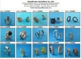 925 стерлинговый серебр AAA CZ звенит ювелирные изделия девушок (R10555)