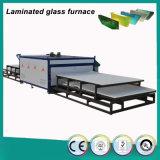 Horno del vidrio laminado de tres capas/máquina del vidrio laminado