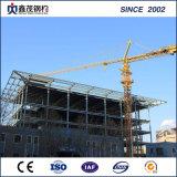 Structure en acier de la Construction avec structure en acier panneau sandwich de châssis