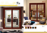 유럽 오스트레일리아 Standard Thermal Break Aluminum Window