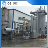 Haiqi Molino de papel de horno gasificador RSM de residuos de plástico