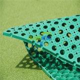 El drenaje de hierba antideslizante alfombrillas de goma/buque Deck pisos de goma